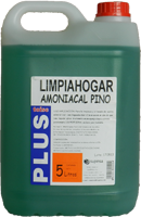 Limpiahogar amoniacal pino toise plus 5l